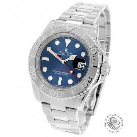 RO21976S Rolex Yacht-Master 40 Back