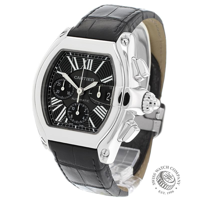 Cartier Roadster GMT