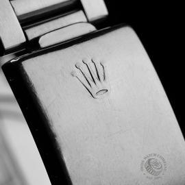 RO21776S Rolex Vintage Explorer II Orange Hand Close8