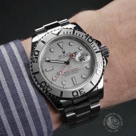 RO22433S Rolex Yacht-Master 40 Wrist