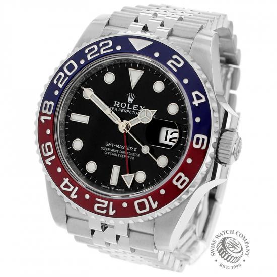 Rolex GMT Master II BLRO