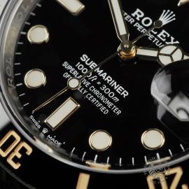 RO22597S Rolex Submariner Date Unworn Close4