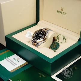 RO22141S Rolex GMT-Master II Ceramic Box 1