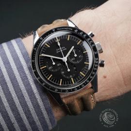 OM22451S Omega Vintage Speedmaster 'Ed White' Wrist