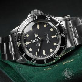 RO22567S Rolex Submariner Non-Date Close10