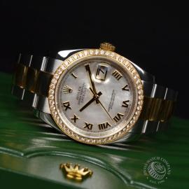 21460S Rolex Datejust Close10 1