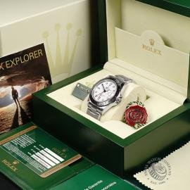 RO22221S Rolex Explorer II 'Polar' Box