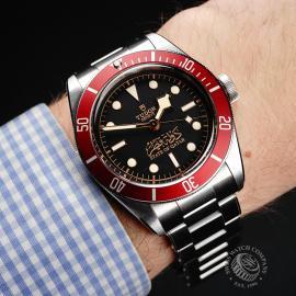 TU22226S Tudor Heritage Black Bay Unworn Wrist