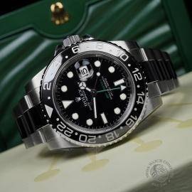 RO21622S Rolex GMT Master II Close 10