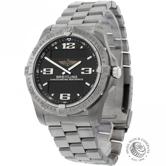 breitling aerospace advantage watch e79362 ref breitling rh watches co uk breitling aerospace owners manual breitling aerospace evo user manual