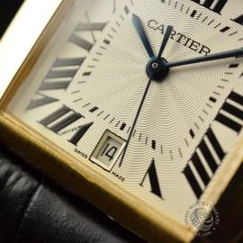 CA21253S Cartier Tank Francaise Mid Size18ct Close6 1