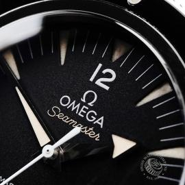 OM21712S Omega Seamaster 300 Master Co Axial Close3