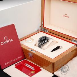 OM22263S Omega Speedmaster Co-Axial 38 Box