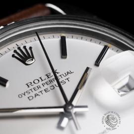 RO1918P Rolex Vintage Datejust 36 Close5