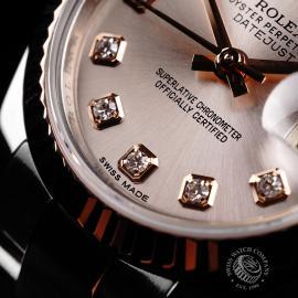 RO22235S Rolex Ladies Datejust Close4