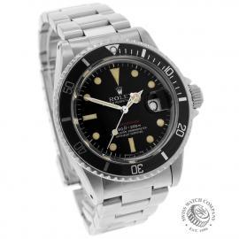 RO1970P Rolex Submariner Date 'Single Red' Dial 2