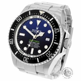 Rolex Sea Dweller DEEPSEA D-Blue 'James Cameron'