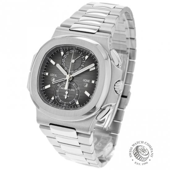 Patek Philippe Nautilus Travel Time Chronograph Unworn