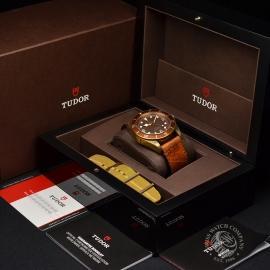 TU21155S Tudor Heritage Black Bay Bronze Box