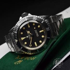 RO21182S Rolex Vintage Submariner Close10