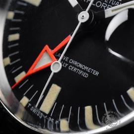 RO21776S Rolex Vintage Explorer II Orange Hand Close4