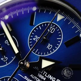 BR21864S Breitling Superocean Heritage 46 Chronograph Close3