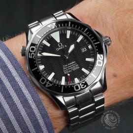 OM22607S Omega Seamaster Professional 300M Wrist