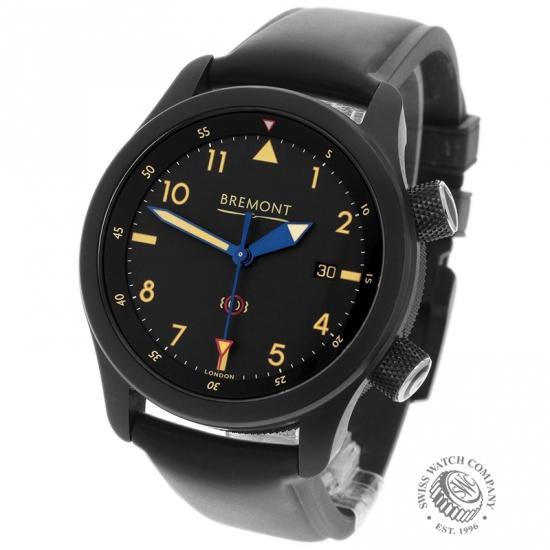 Bremont U-2 Black Jet Pilot Watch