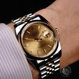RO21816S Rolex Datejust Wrist