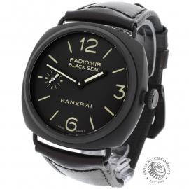 PA22334S Panerai Radiomir Black Seal Back