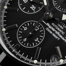 BR22461S Breitling Superocean Heritage 46 Chronograph Close4