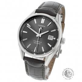 TA21795S Tag Heuer Carrera Calibre 5 Back