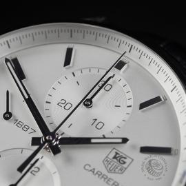 TA22528S Tag Heuer Carrera 1887 Chronograph Close3 1
