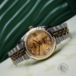 RO21580S Rolex Datejust Midsize Close11