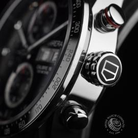 21452S Tag Heuer Carrera Calibre 16 Day-Date Chrono Close2