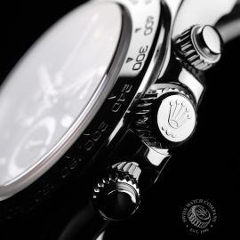 RO21820S Rolex Daytona 18ct White Gold Close7