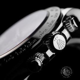 RO22128S Rolex Cosmograph Daytona White Gold Unworn Close7