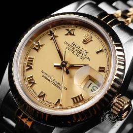 RO22123S Rolex Ladies Datejust Close2