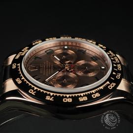 RO22335S Rolex Daytona Everose Ceramic Close7