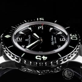 BL21592S Blancpain Fifty Fathoms Close 6