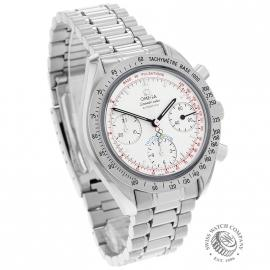 OM21300S Omega Speedmaster Reduced Limited Edition Torino Olympics Dial