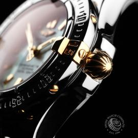 BR21835S Breitling Satrliner Ladies Close8