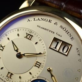 AL20144S A. Lange and Sohne Lange 1 Moonphase Close4