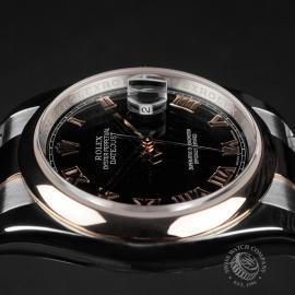 RO22380S Rolex Datejust 36 Close6