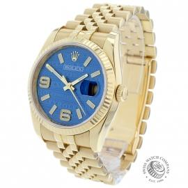 Rolex Datejust 18ct