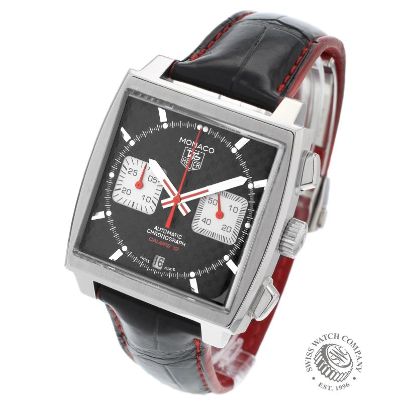Tag Heuer Monaco Calibre 12 Limited Edition