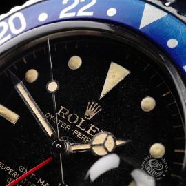 RO1904P Rolex Vintage GMT-Master Close3