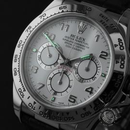 RO22609S Rolex Cosmograph Daytona 'White Gold' Close1
