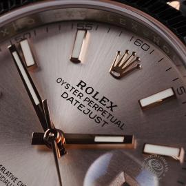 RO22620S Rolex Datejust 41 Unworn Close3