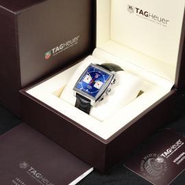 TA21853S Tag Heuer Monaco Calibre 12 Box